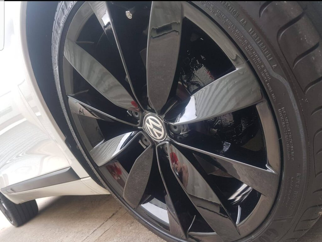 Alloy Wheel Repair Specialists Stockport and North West UK