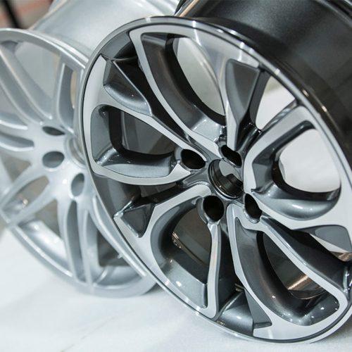 sand blasting alloy wheels Rimtech