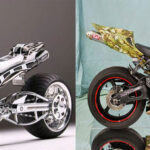 Motorcycle Hydrographics at Rimtech Designs, Motorcycle Hydro Dipping, Hydro Dipping Motorcycle Parts,